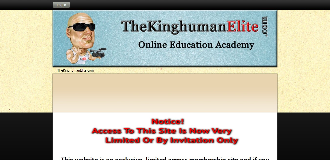 Is The King Human Elite a Scam or Legit