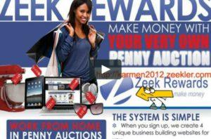 What is Zeek Rewards About