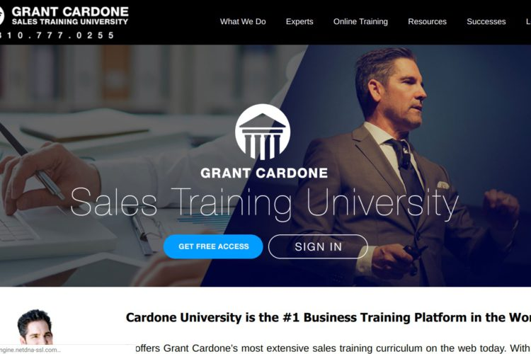 Is Cardone University a Scam or Legit