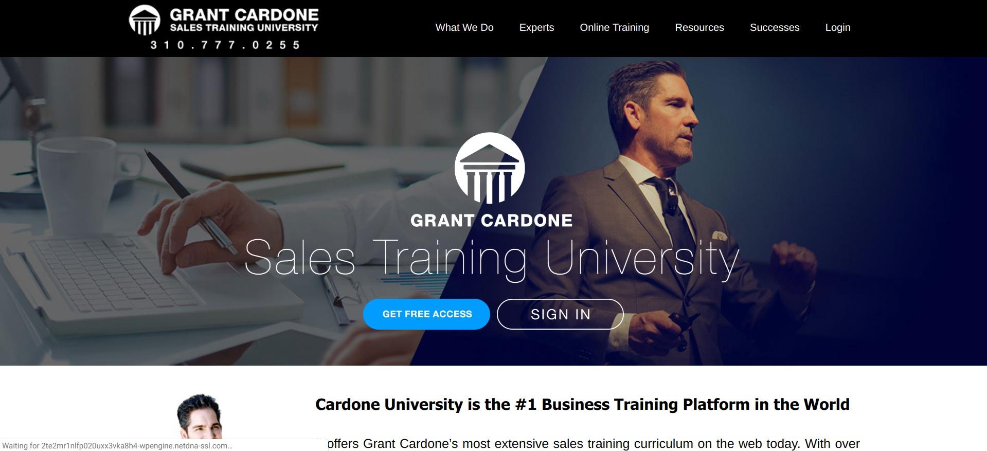 Is Cardone University a Scam or Legit