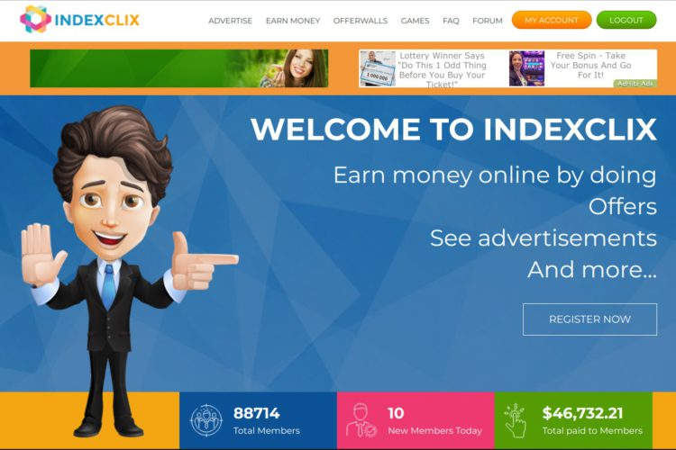 IndexClix a Scam or Legit