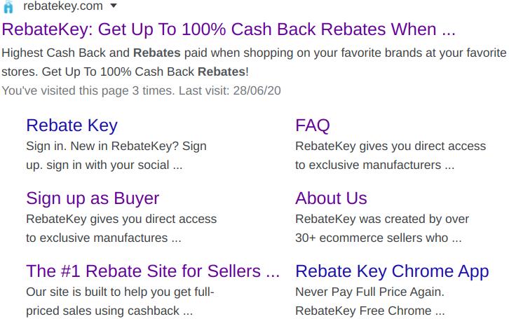 Rebate Key Reviews