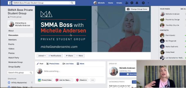 Social Media Marketing Agency Boss