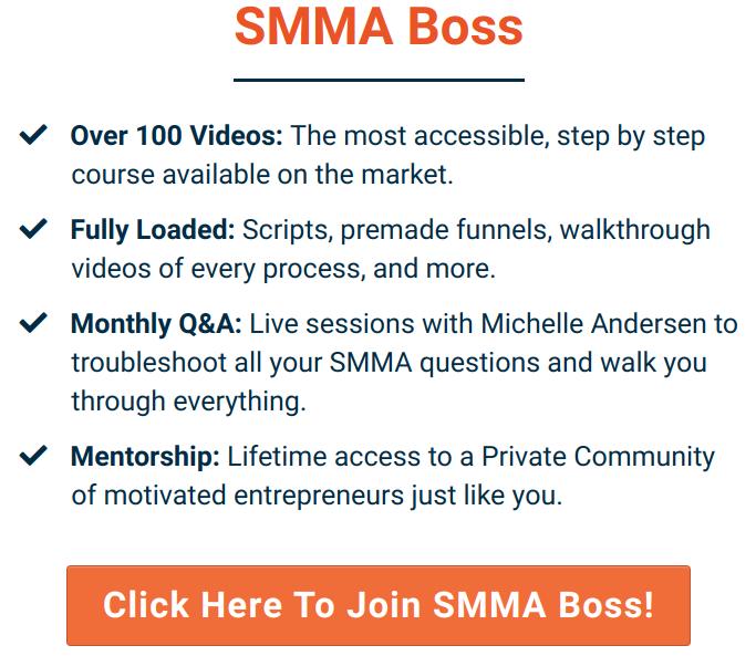 SMMA Boss Course