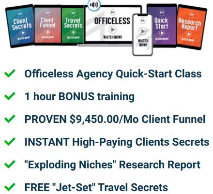 Officeless Agency Login