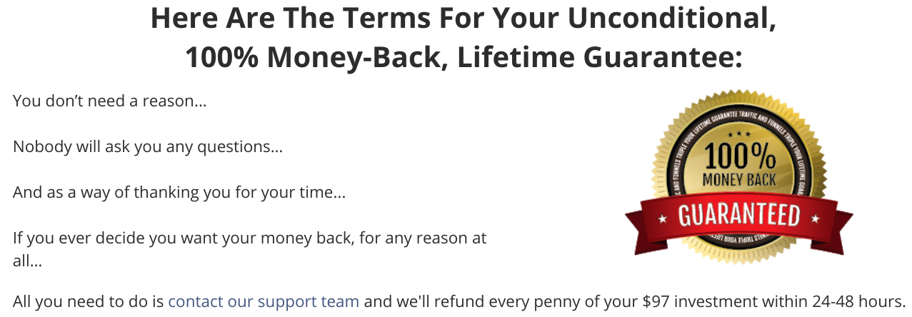 Inbound Closer Refund