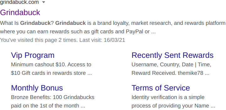 Grindabuck.com