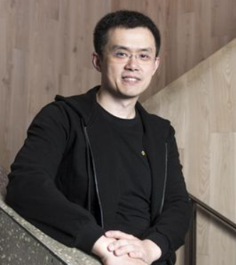 About Changpeng Zhao