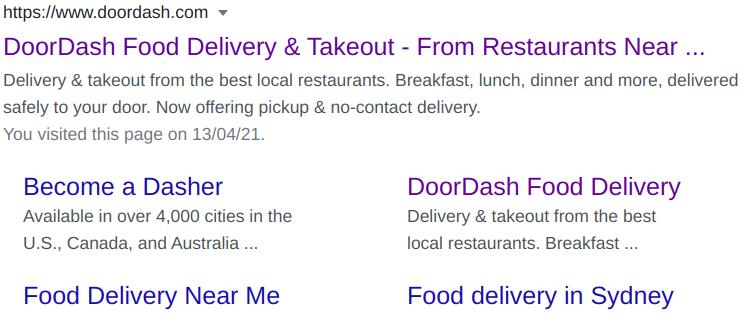 Door Dash Driver Review