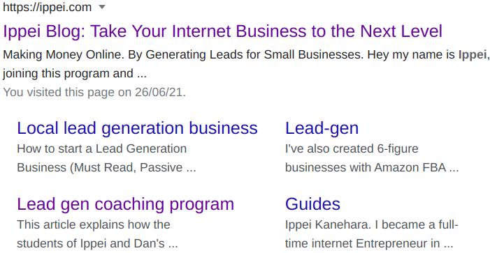 Ippei Lead Generation