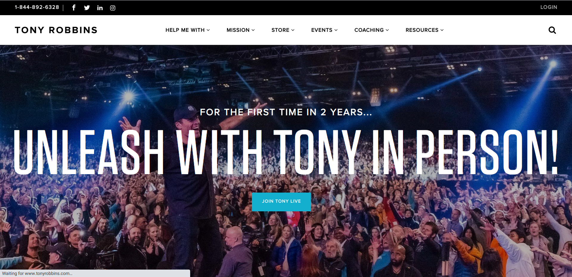 Is Tony Robbins Events And Coaching a Scam orLegit